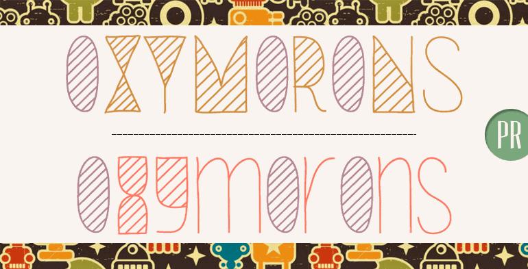 oxymora font