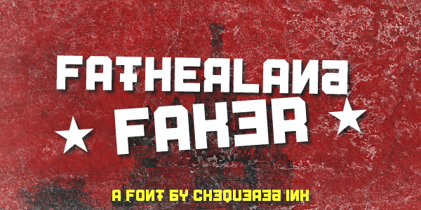 Fatherland Faker