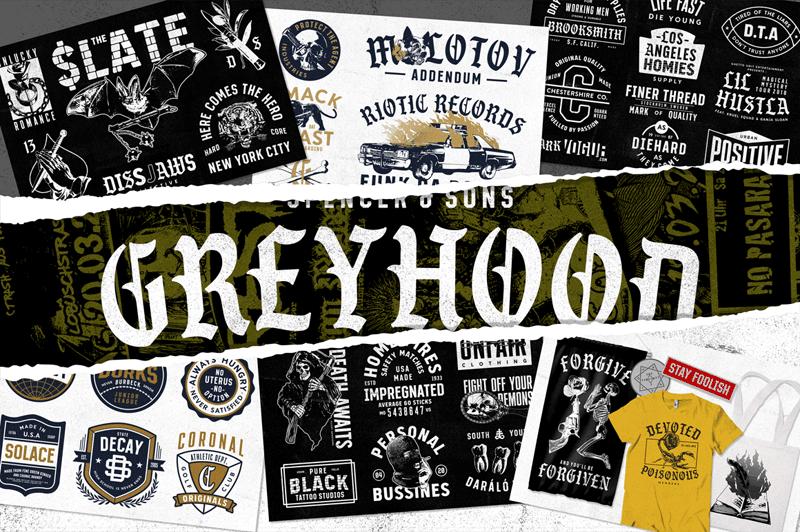 S&S Grey Hood Seven