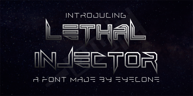 Lethal Injector