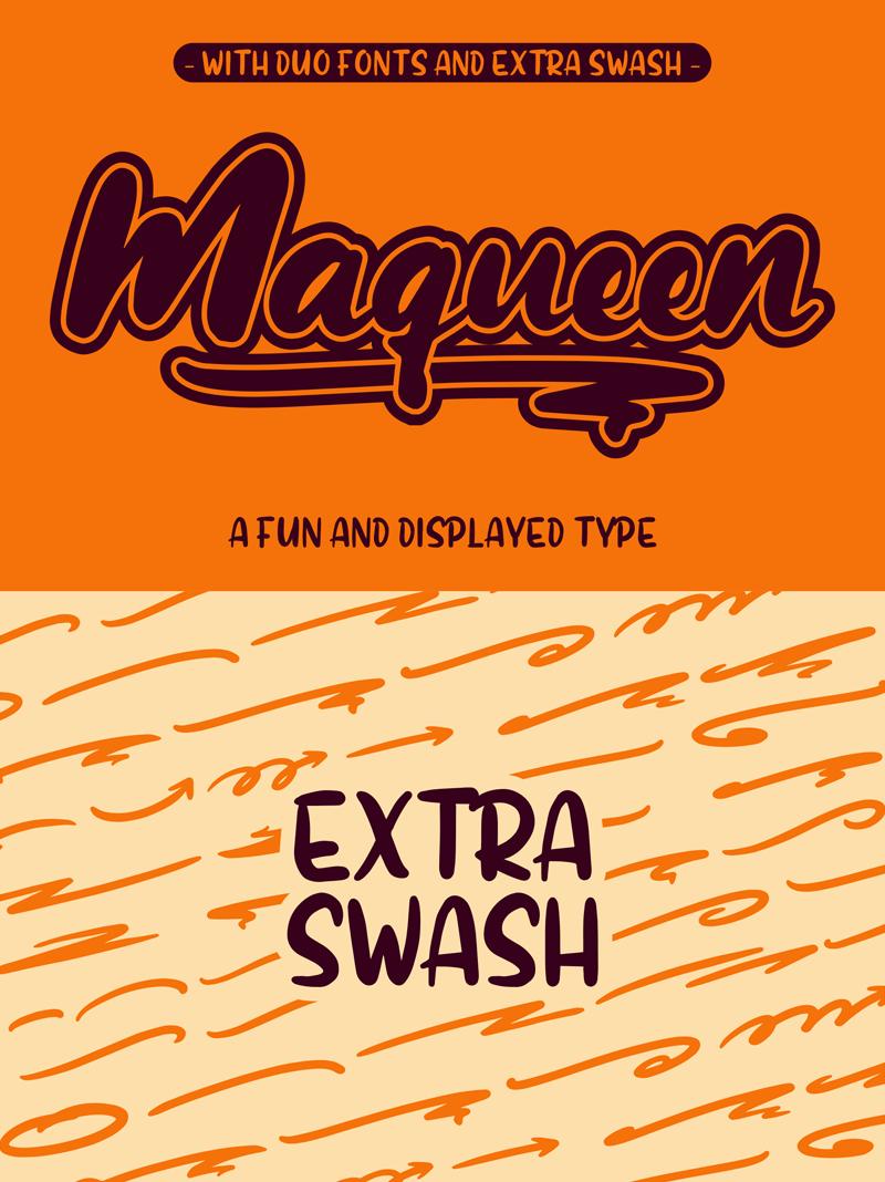 Maqueen Sans