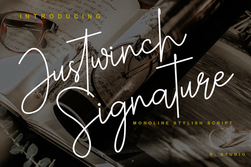 Justwinch Signature