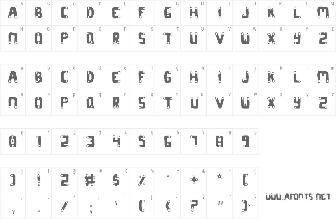 Font Codon preview