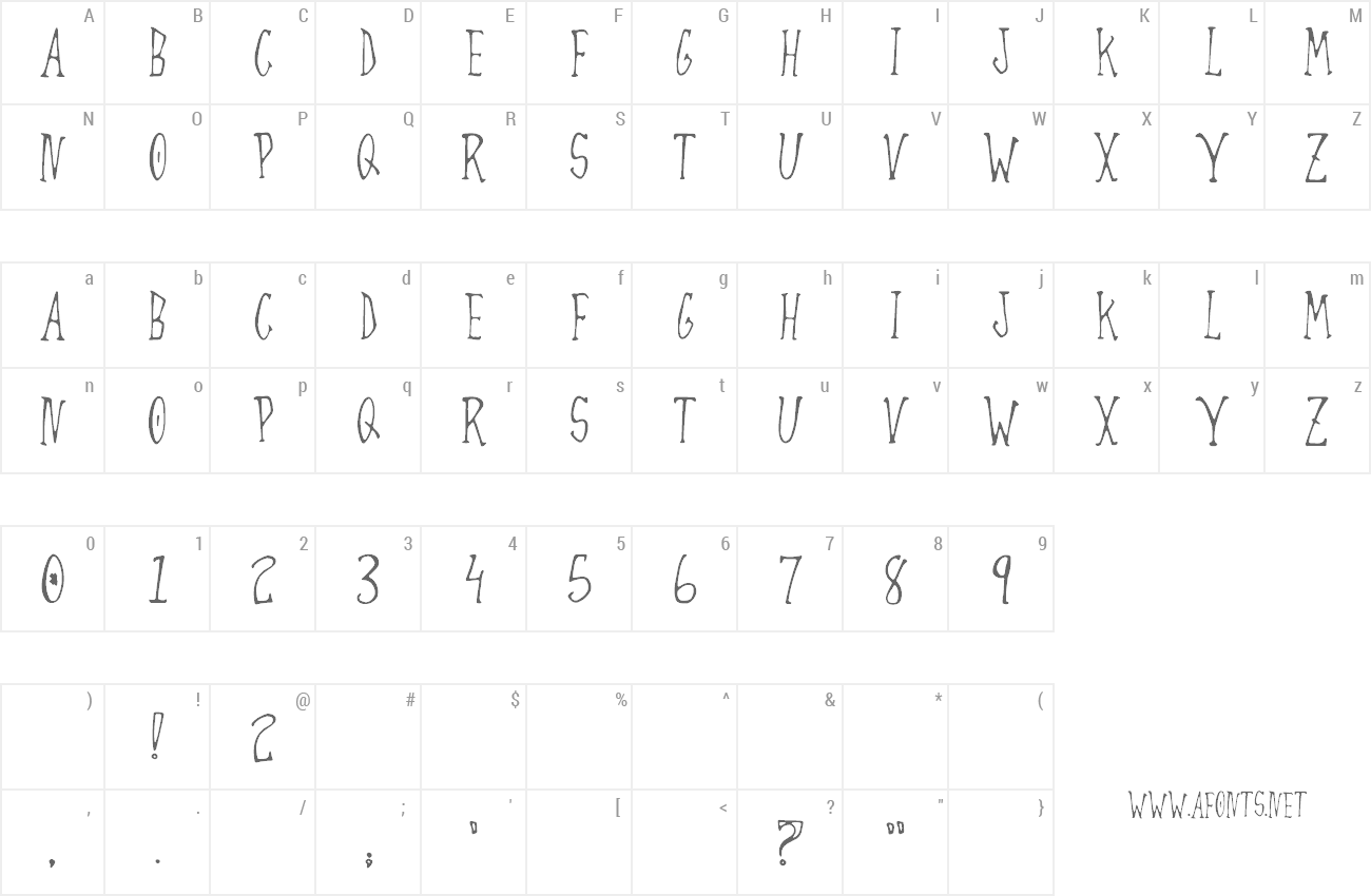 Font Always Joking preview