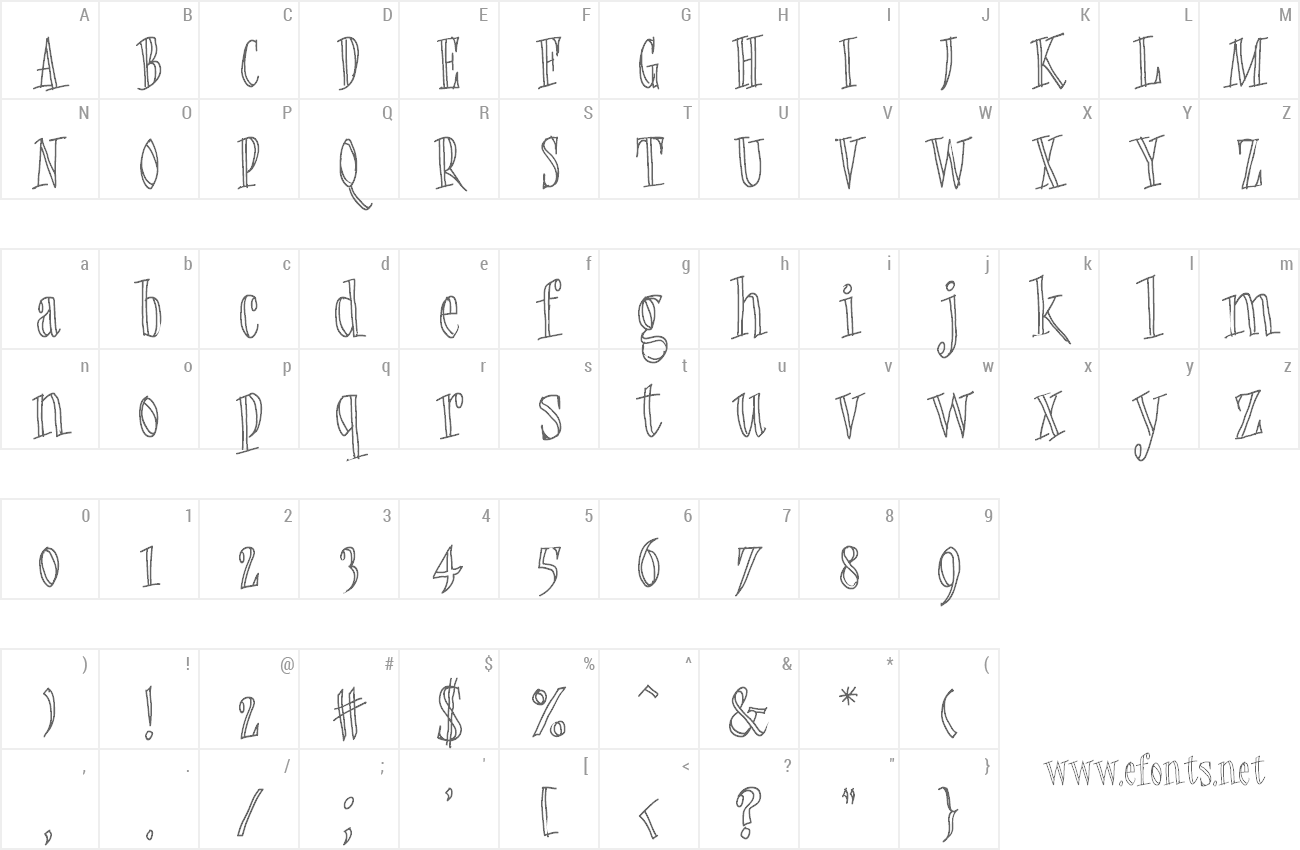 Font Quickie preview