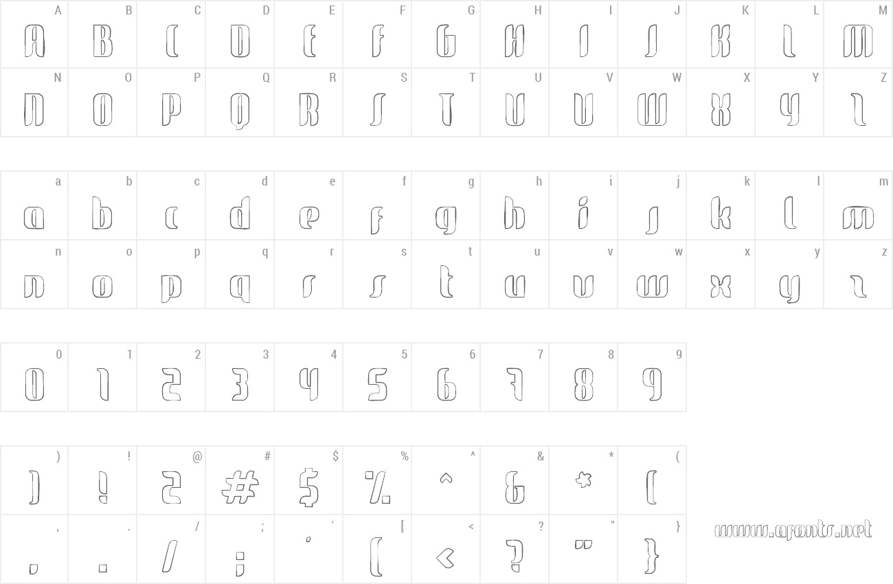 Font Glide Sketch Sketch preview