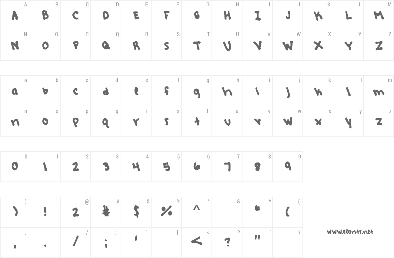 Free BOB THE Builder Fonts