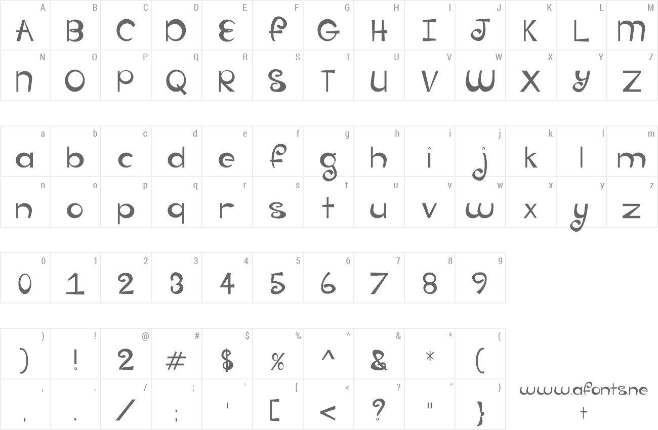 Groovy baby font groovy baby jessica groovy baby final2f font preview altavistaventures Gallery