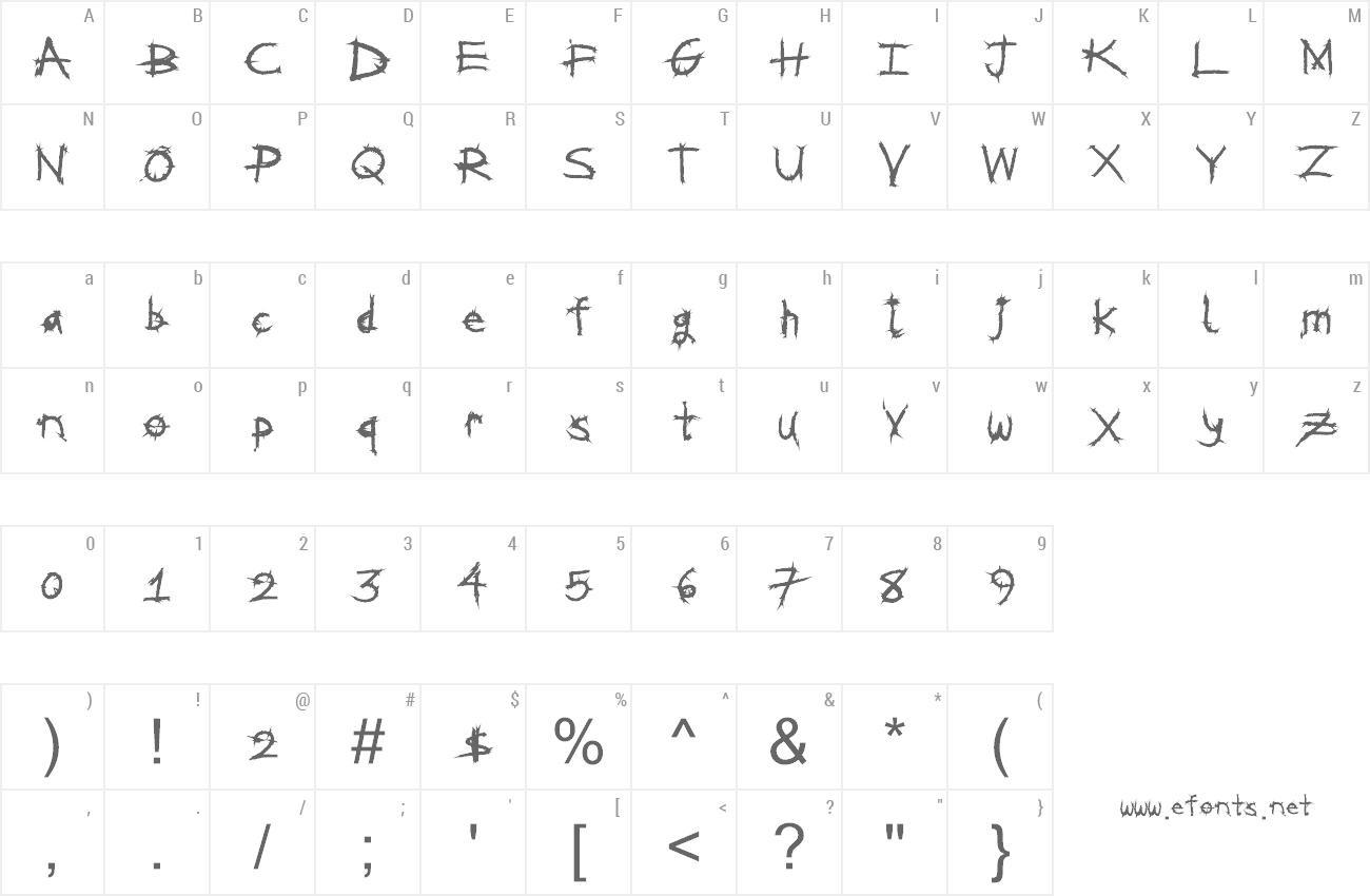 Metal shred font metal shred metalshredf font preview altavistaventures Images