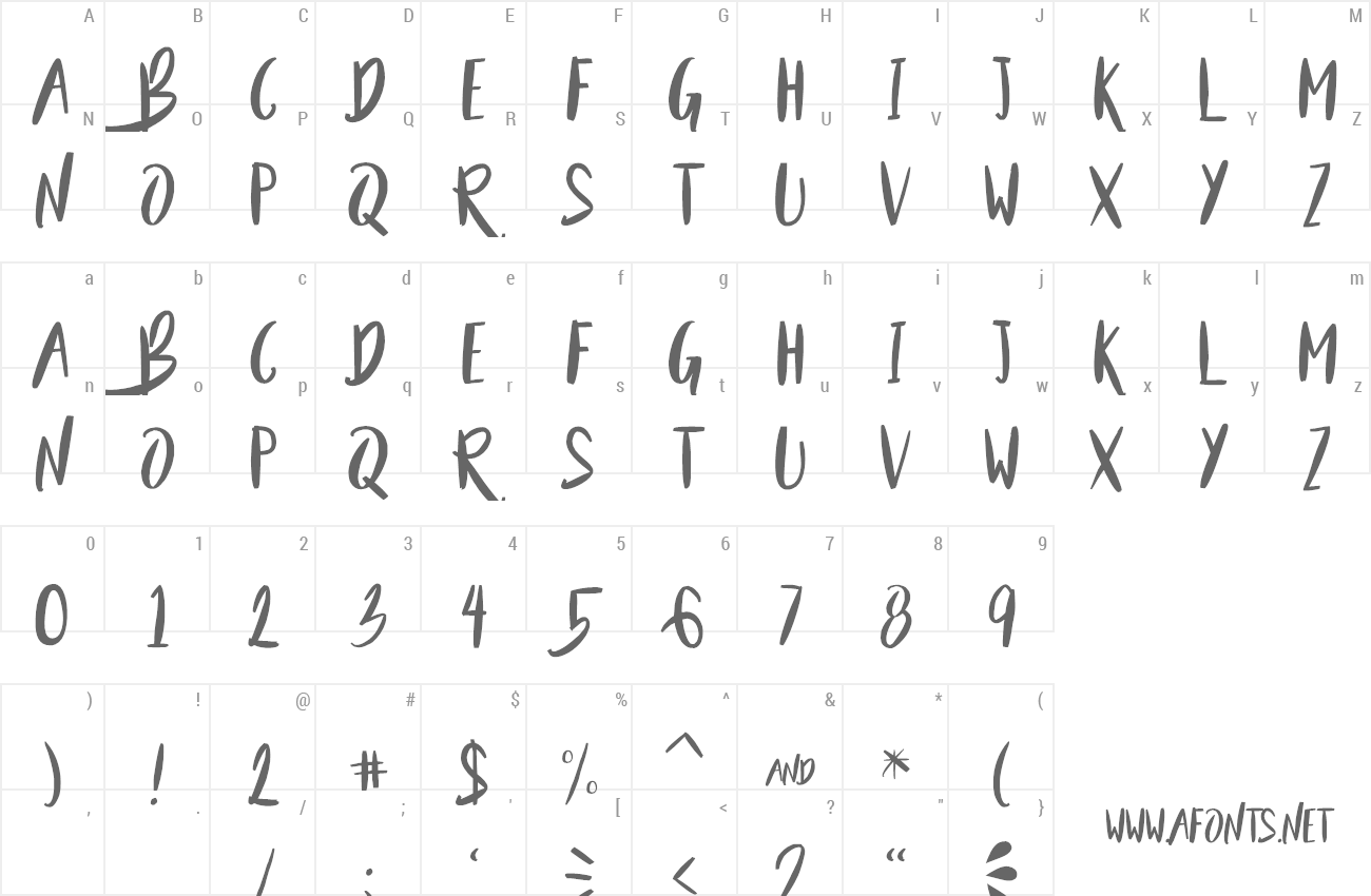 Beauty And The Beast Sampleotf Font Preview