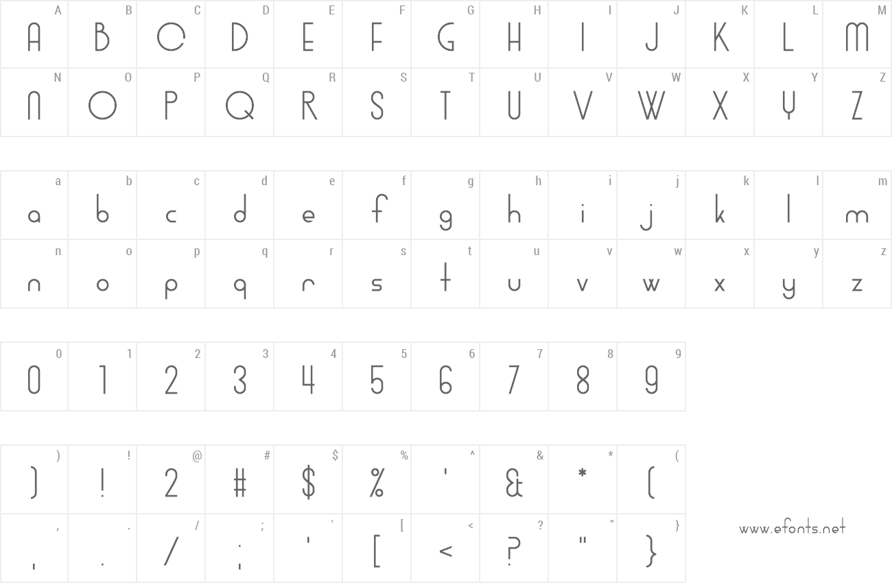 Font Midnight Champion preview