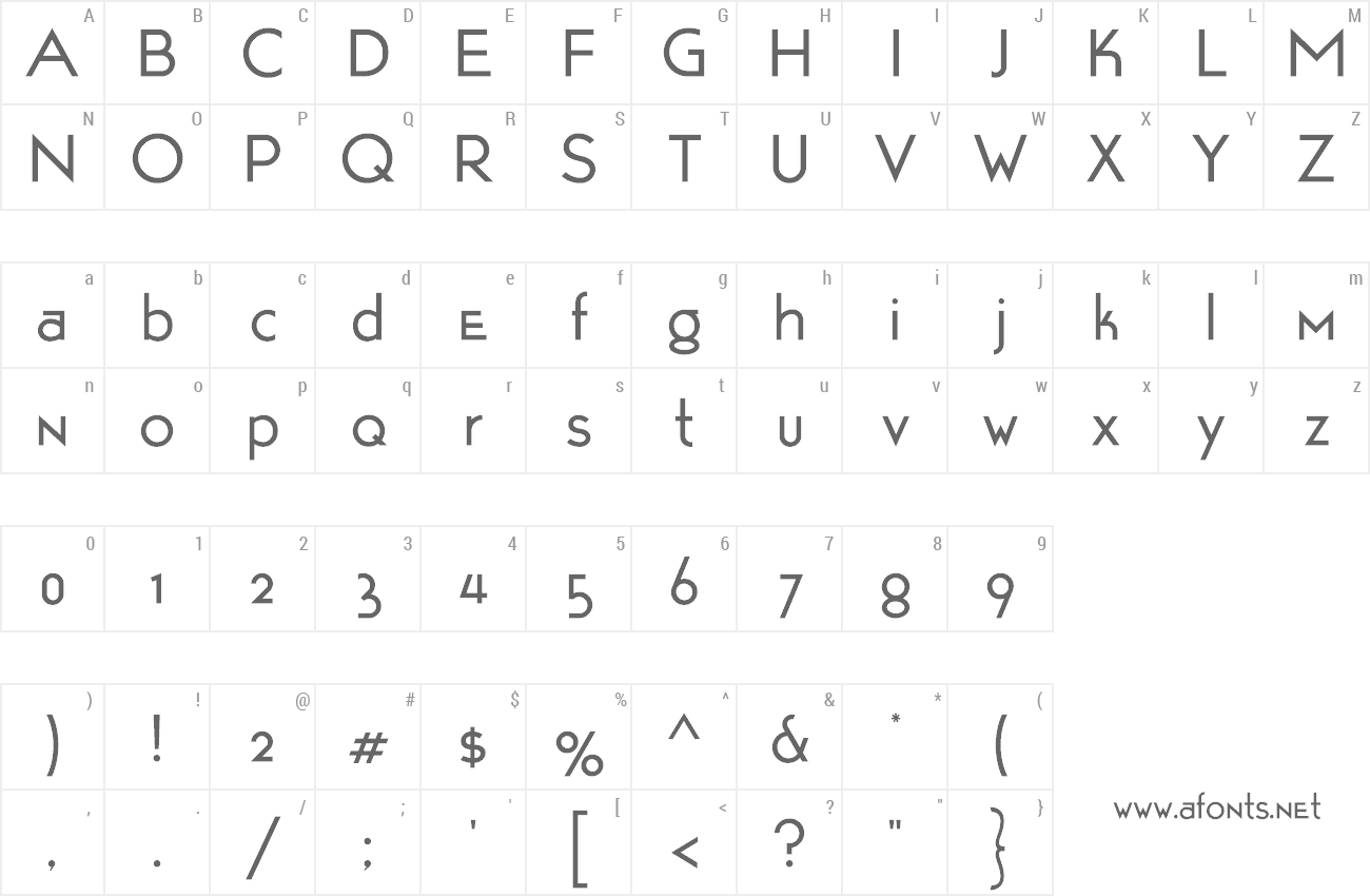 Font Taxi Driver preview