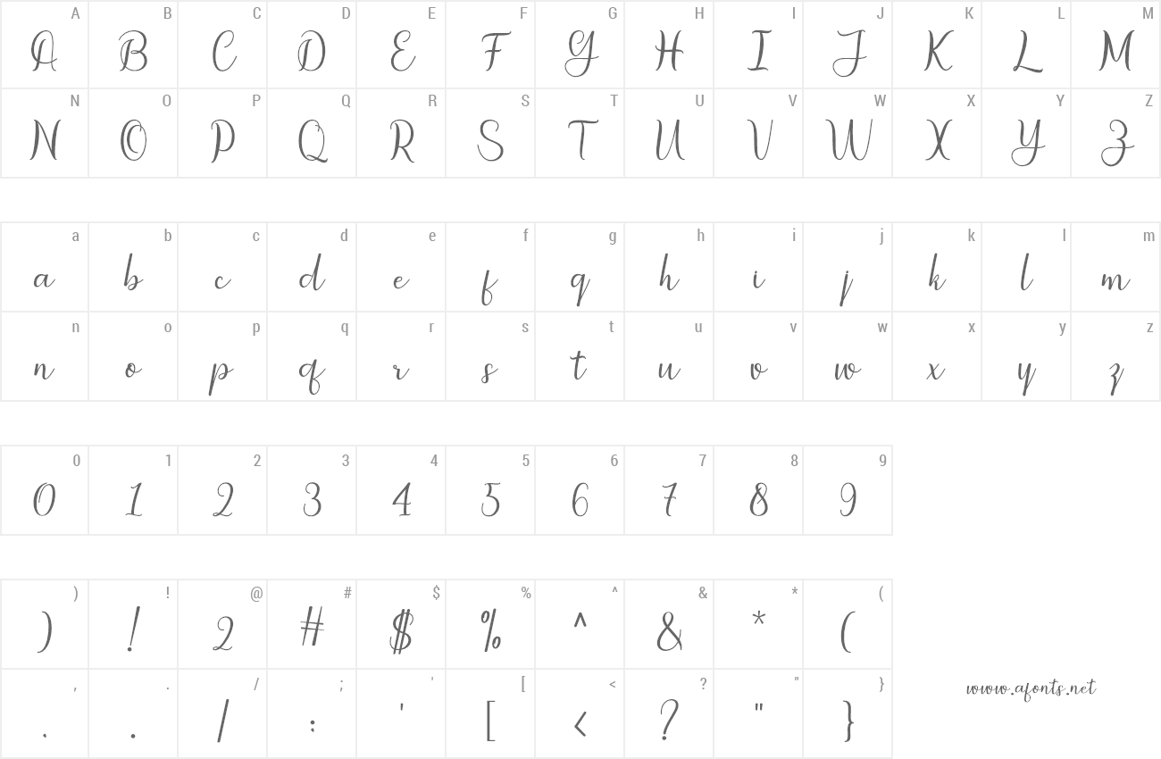 Font Jackpot preview